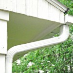 Keep gutters free from debris and stay on top of any repairs