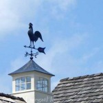 rooster-weathervane