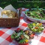 summer-salad-with-baguette