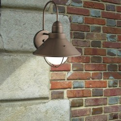 Kichler Seaside 9023 Outdoor Wall Lantern