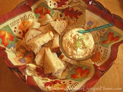 sandwich-spread-bread-pieces