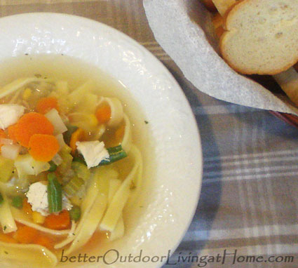chicken-soup-recipe-bread