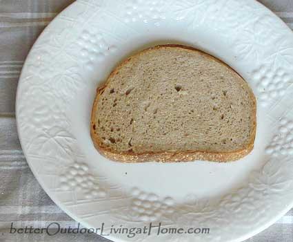 open-face-salad-sandwich-artisan rye bread
