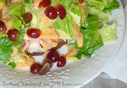 open-face-salad-sandwich-dressing