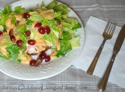 open-face-salad-sandwich-fork knifeo